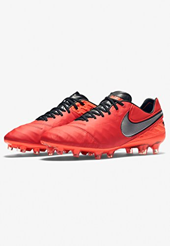 Nike Tiempo Legend VI FG Rouge