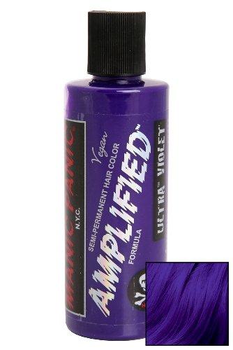 Manic Panic Ultra Violet Amp Hair Dye