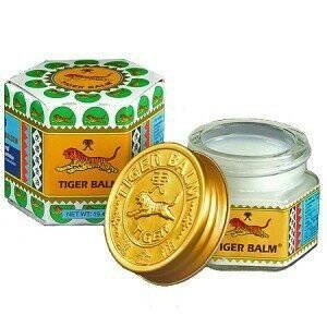 White Tiger Balm Herbal Ointment Relief Muscular Pain 19.4g X 3
