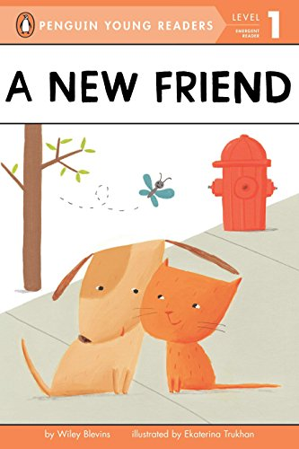 New Penguin (A New Friend (Penguin Young Readers, Level 1))