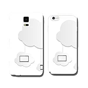 Cloud Computing Business Concept Vector Illustration cell phone cover case iPhone5