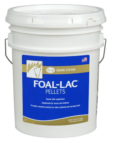 Foal-Lac Pellets, 25-Pound