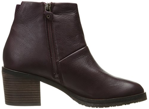 Gentle Souls Women's Blakely Ankle Bootie Merlot amazing price online sale exclusive for cheap cheap online PzUhmdd