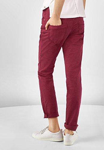 Red Mujer Cecil Para Básico Pantalón Rot crimson qSBPU