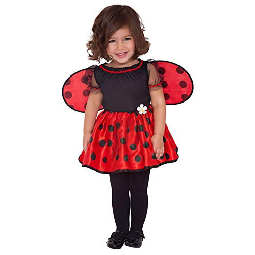 Amscan Baby Little Ladybug Costume - 6-12 Months -