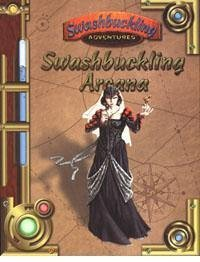 Read Online Swashbuckling Arcana (7th Sea) PDF
