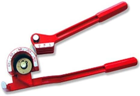 "Flexible Brake Bender Bending Scissors for pipe copper 3//16/"" and 1//4/"" Pipe"