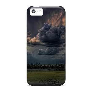 XiFu*MeiMycase88 Slim Fit Protector ZQa46213QzIy Shock Absorbent Bumper Cases For iphone 4/4sXiFu*Mei