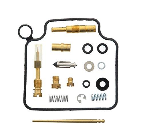 Race Honda (Race Driven Honda OEM Replacement Carburetor Rebuild Repair Kit Carb Kit Honda Fourtrax TRX300FW)