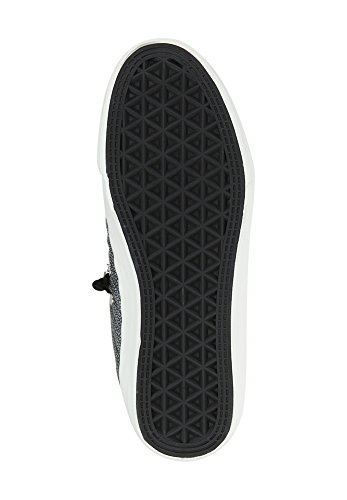 Colmar Donna Hi Durden Face Sneakers 065 Inverno Black Nero 2018 puntinate Pelle TSTgnqryW