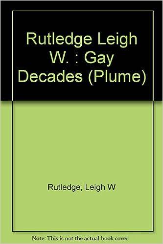 Book The Gay Decades