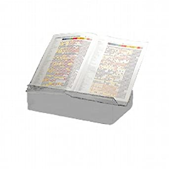 "Dynalon 180854-0000 Polycarbonate 1/8"" Multi-Function Lab Stand/Storage Rack"