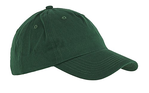 Big Accessories and BAGedge 5 - Panel Unconstructed Cap, forest, One Size