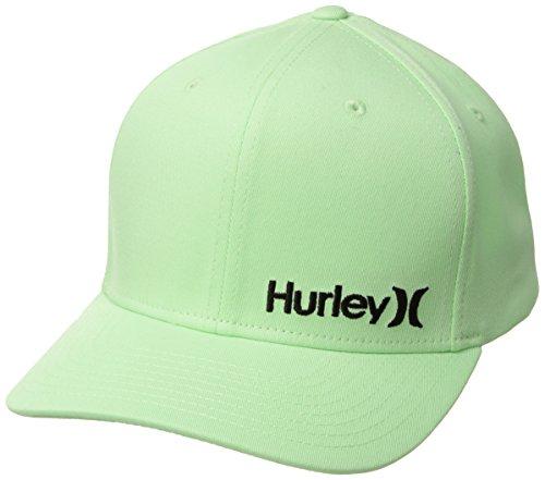 Hurley Corp Hat   Vapor Green Black   L Xl