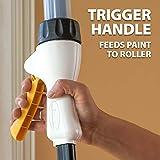 Wagner 0530003 SMART Paint Roller, 22 Oz Handle