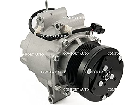 Amazon.com: 2006 2007 2008 2009 2010 2011 Honda Civic 1.8L 4 Door ONLY SEDAN New AC Compressor 1 Year Warranty: Automotive
