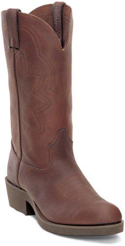 Durango Farm & Ranch Composite Toe Wellington Boots Burly Brown, BURLY BRN, 13W(EE)