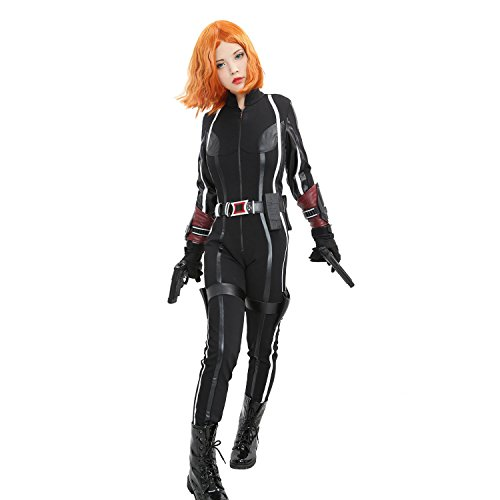 Women's T-A Widow Cosplay Costume for Movie Cosplay 2015 Size L