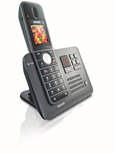 o2Philips SE7451B/02 - Teléfono inalámbrico DECT (con
