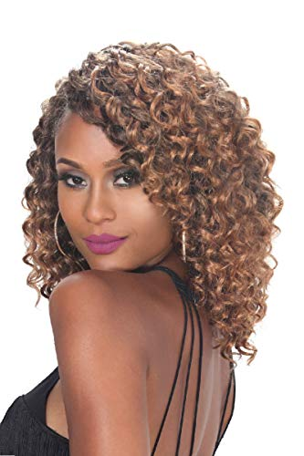 Zury V8910 One Pack Enough Synthetic V-Shape Finish Style Weave V8910 WV GOGO CURL (SOM - Finish Curl Style And
