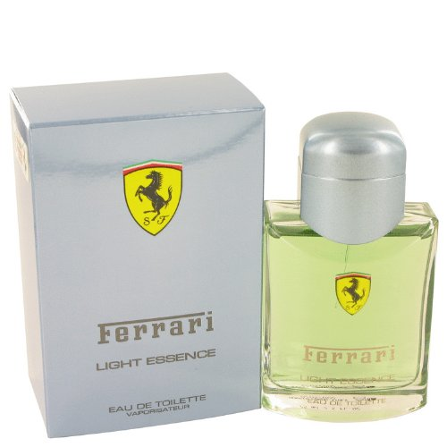 (Ferrari Light Essence Eau De Toilette Spray, 2.5 Ounce)