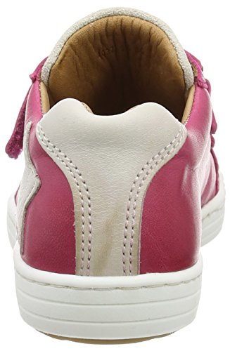Bisgaard Unisex-Kinder Velcro Shoes Low-Top Rosa (14 Pink)