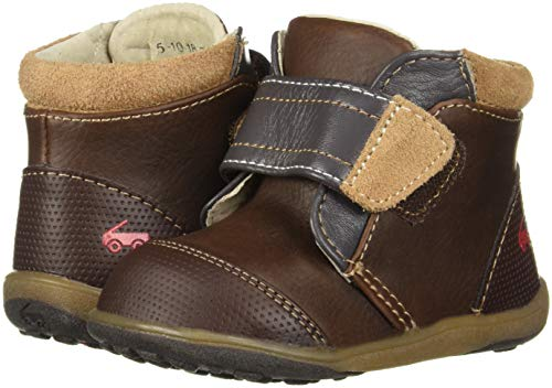 Pictures of See Kai Run Boys' Sawyer III Chukka HRS101M140 Brown 4