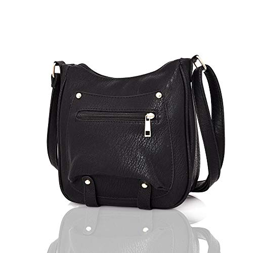 Body Nude Cross Bag Black Harrie XwZqU4