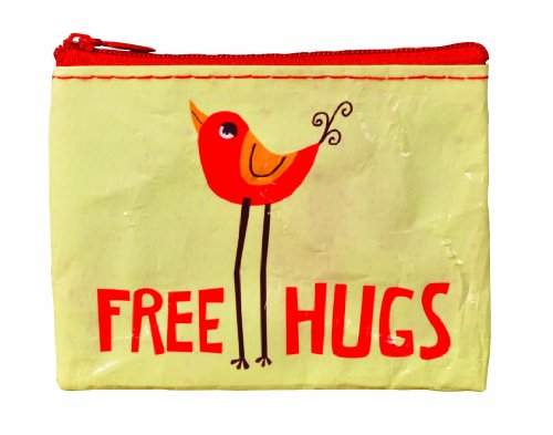 Body Gift (Blue Q - Free Hugs Coin Purse)