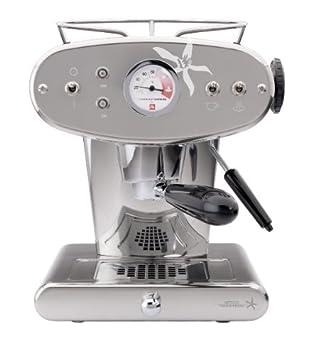 Illy 949788 Máquina de café en cápsulas, Acero Inoxidable: Amazon.es: Hogar
