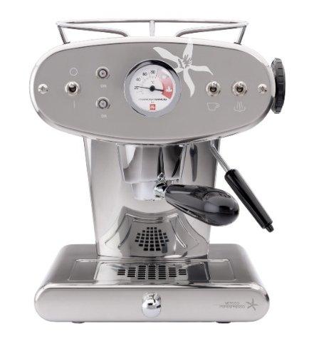 Illy 949788 Máquina de café en cápsulas, Acero Inoxidable ...