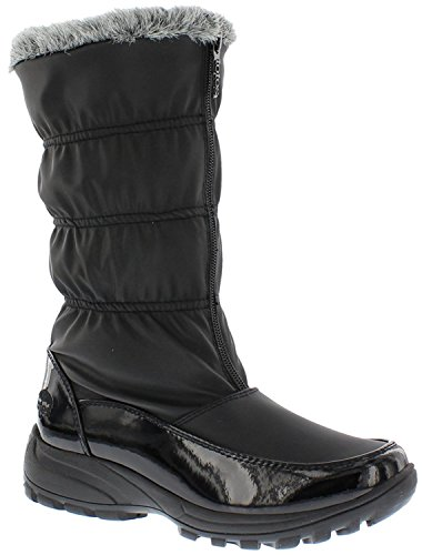totes Womens Boots Black iQt3GG