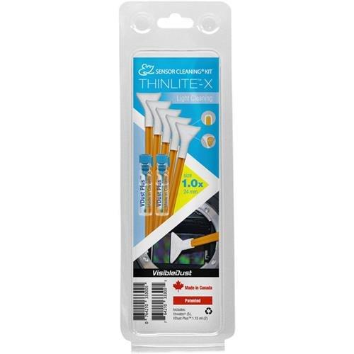 Visible Dust V17931684 Thin X Lite Sensor Cleaning Kit DSC Accessories, Blue VisibleDust