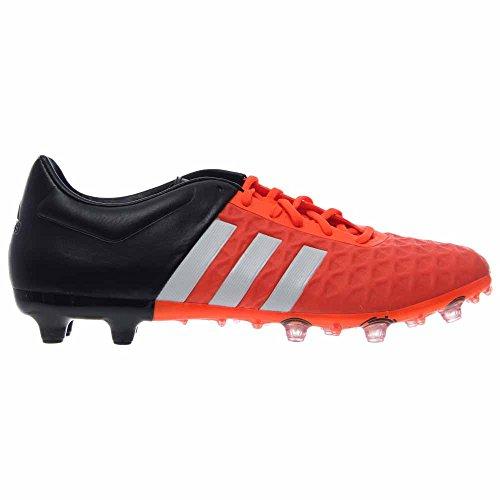 Adidas Performance Men's Ace 15.2 FG/AG Soccer Shoe White/Black/Solar Orange cheap latest collections discount amazing price C9qRSKAf