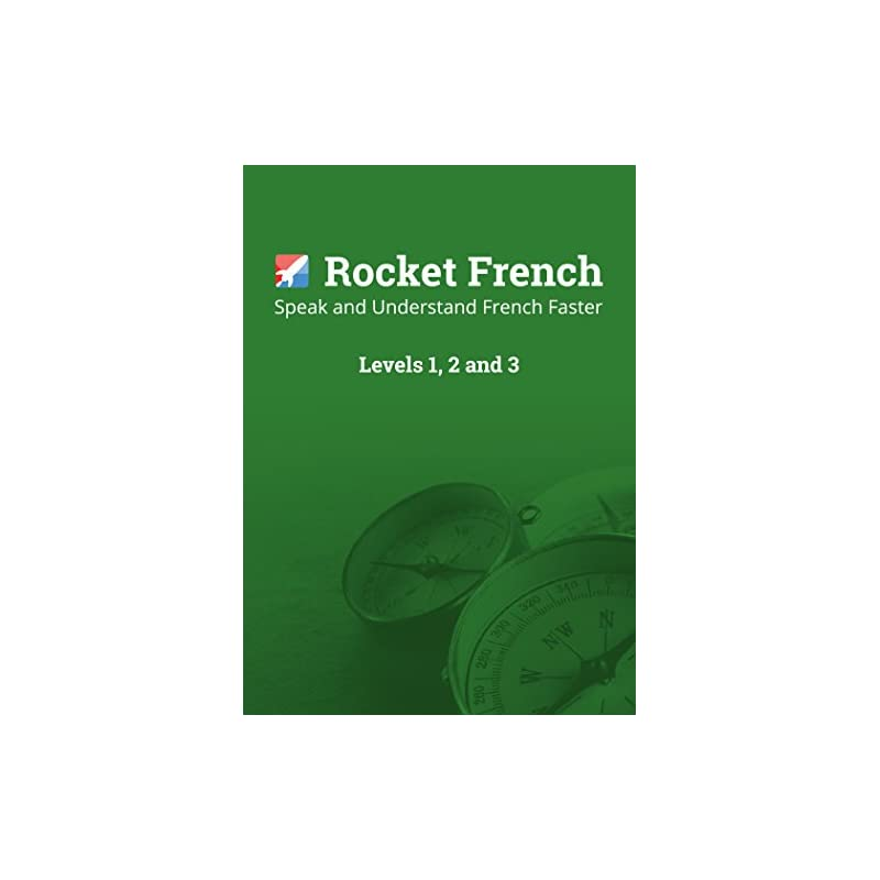 Learn French - Rocket French Level 1, 2