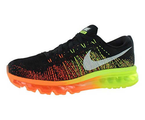 NIKE Flyknit Max Mens Running Shoes Black cpVV2ZhH