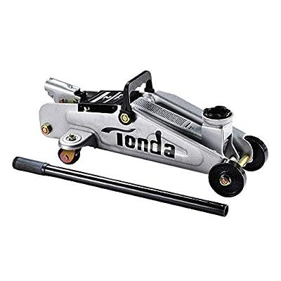 TONDA Floor Jack, 2 Ton Hydraulic Trolley Car Jack, Work for Sedan and Coupe: Automotive