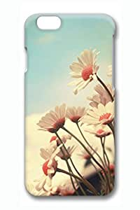 Beautiful Flowers 03 Slim Hard Cover for iPhone 6 Case (4.7 inch) PC 3D Cases