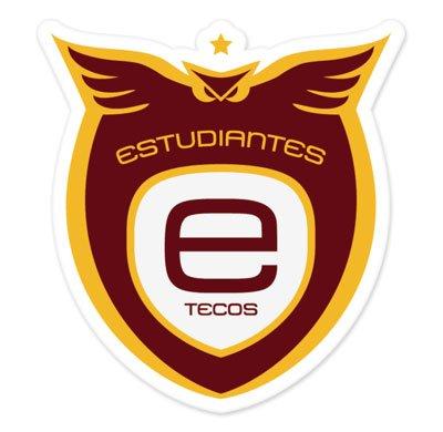 "Estudiantes Tecos - Mexico Football Soccer Futbol - Car Sticker - 4"""