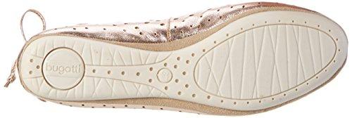 J06791l Ballett 355 Gull Leiligheter rosegold Bugatti Kvinners wqR57nv