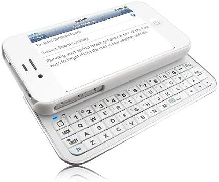 Naztech N5100 Teclado Bluetooth QWERTY Deslizante para iPhone ...
