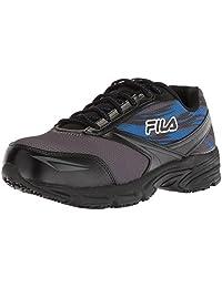 FILA Puntera compuesta Resistente a los resbalones Memory Meiera 2 Zapato para Correr Estilo Trail Running para Hombre