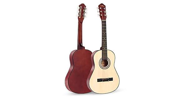 Boll-ATur Guitarra acústica original - Paquete básico for ...