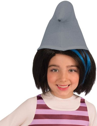 Rubie's Costume The Smurfs 2 Vexy Wig, Blue/Black, One Size