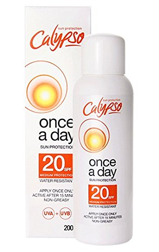 8c14da78cb8 Calypso Once a Day Sun Protection Lotion with SPF 20