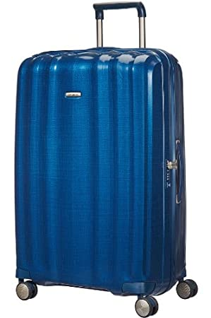 Samsonite Lite-Cube Spinner 76/28 Maletas y trolleys, 75 cm, 96 L, Azul (Azul): Amazon.es: Equipaje