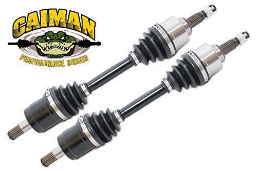 2007-2014 HONDA RANCHER TRX 420 4X4 CAIMAN PERFORMANCE SERIES FRONT ATV CV AXLE SET Atv Cv Axle