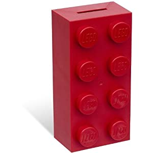 LEGO 2x4 Brick Coin Bank 853144 - 416NsXweNqL - LEGO 2×4 Brick Coin Bank 853144