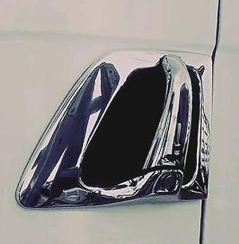 4 piezas de puerta mango cubiertas izquierda + derecha acero inoxidable para Scania Serie R camiones decoración: Amazon.es: Coche y moto