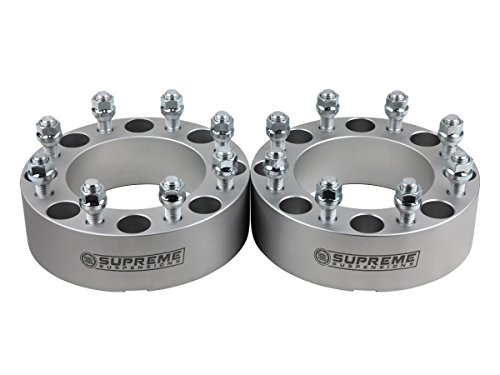 Supreme Suspensions - 2x 1.5